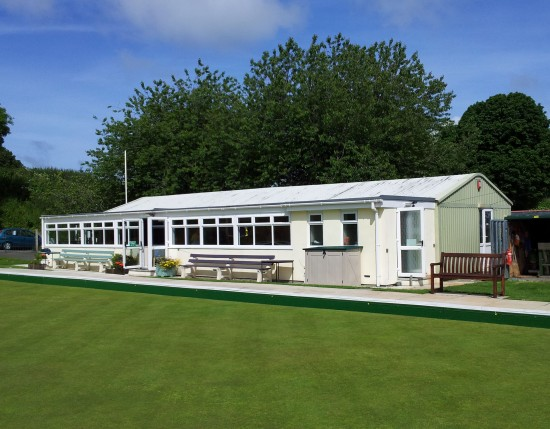 Torpoint Bowling Club Clubhouse 2014