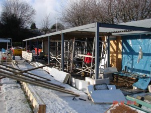 New Extension Framework in Place